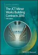 The JCT Minor Works Building Contracts 2016