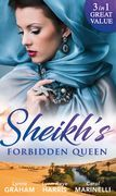 Sheikh's Forbidden Queen: Zarif's Convenient Queen / Gambling with the Crown (Heirs to the Throne of Kyr, Book 1) / More Precious than a Crown (Mills & Boon M&B)