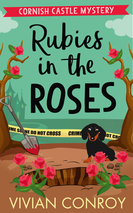 Rubies in the Roses (Cornish Castle Mystery, Book 2)