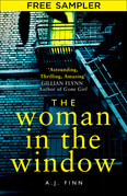 The Woman in the Window: Free Sampler