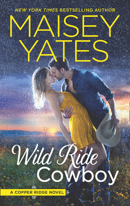 Wild Ride Cowboy (Copper Ridge, Book 9)