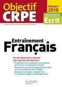 Objectif CRPE Entrainement En Français - 2018