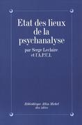 État des lieux de la psychanalyse