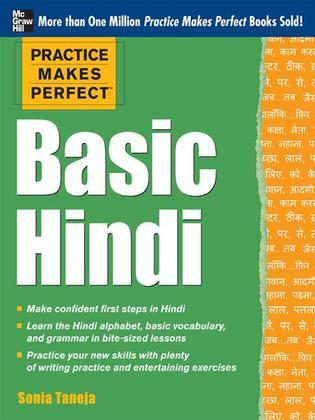 Practice Makes Perfect: Basic Hindi