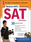 McGraw-Hill's SAT 2013 [With CDROM]