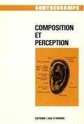 Composition et perception