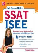 McGraw-Hill's SSAT/ISEE, 3rd Edition
