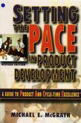 Setting the Pace in Product Development