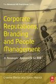 Corporate Reputations, Branding and People Management