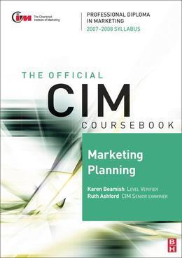CIM Coursebook 07/08 Marketing Planning