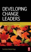 Developing Change Leaders