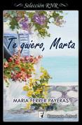 Te quiero, Marta (Bdb)