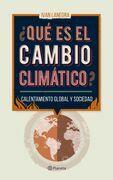 ¿Qué es el cambio climático?