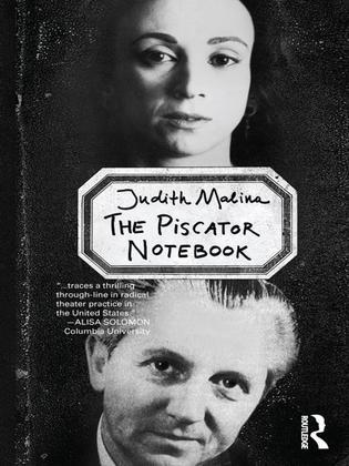 The Piscator Notebook