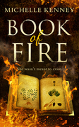 Book of Fire: a debut fantasy perfect for fans of The Hunger Games, Divergent and The Maze Runner