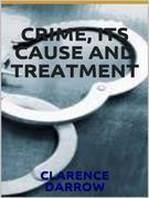 Crime, its cause and treatment