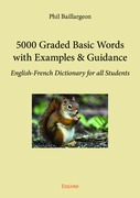 5000 Graded Basic Words with Examples & Guidance
