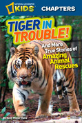 National Geographic Kids Chapters: Tiger in Trouble!: and More True Stories of Amazing Animal Rescues (National Geographic Kids Chapters)