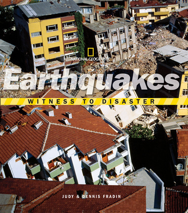 Witness to Disaster: Earthquakes (Witness to Disaster)