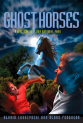 Mysteries In Our National Parks: Ghost Horses: A Mystery in Zion National Park (Mysteries in Our National Park)