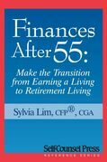 Finances After 55: Transition from Earning a Living to Retirement Living