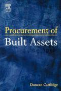 Procurement of Built Assets