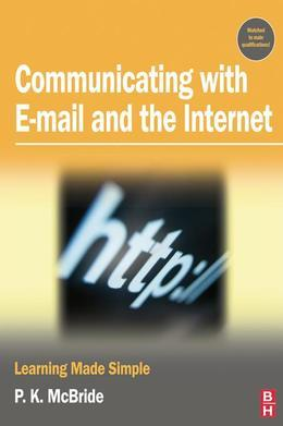 Communicating with Email and the Internet