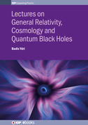 Lectures on General Relativity, Cosmology and Quantum Black Holes