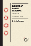 Indians of North Carolina