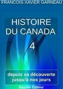 Histoire du Canada - Tome 4