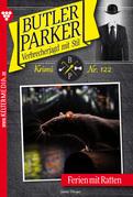 Butler Parker 122 - Kriminalroman