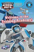 Transformers Rescue Bots: Welcome to the Training Academy!