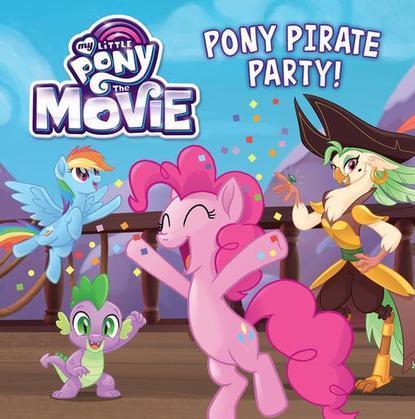 Pony Pirate Party!