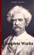 The Complete Works of Mark Twain (OBG Classics)