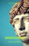 Meditations (Best Navigation, Active TOC) (Prometheus Classics)