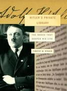 Hitler's Private Library