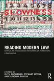 Reading Modern Law: Critical Methodologies and Sovereign Formations