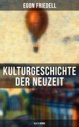 Kulturgeschichte der Neuzeit (Gesamtausgabe in 5 Bänden)