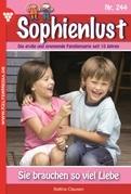 Sophienlust 244 - Liebesroman