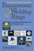 Engagement &amp; Wedding Rings, 3rd Edition: The Definitive Buying Guide for People in Love