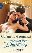 Cofanetto 6 romanzi Harmony Destiny - 11