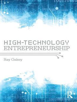 High-Technology Entrepreneurship