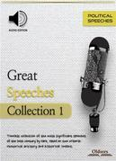 Great Speeches Collection 1