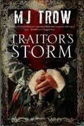 Traitor's Storm: A Tudor mystery featuring Christopher Marlowe