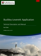 Buckley-Leverett Application