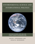 Environmental Science and International Politics