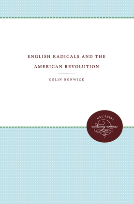 English Radicals and the American Revolution