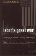 Labor's Great War