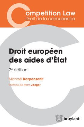 Droit européen des aides d'État