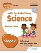 Hodder Cambridge Primary Science Learner's book 6